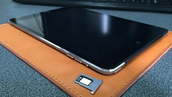iPad mini3、iOS 10.2.1にて、mineo(マイネオ) au SIMを使ってみた