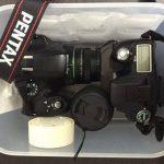 カメラ用防湿ボックスを100均製品3個 324円で作成、効果も十分