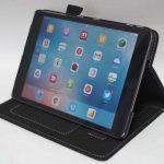 iPad mini、FYYのケースは価格以上に高品質で多機能、本体保護もバッチリ
