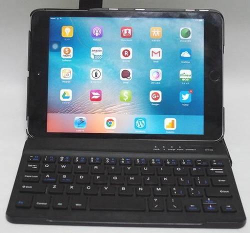 iPad mini3と8インチ用キーボード
