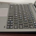 Chuwi Hi10 Pro 専用キーボードのレビュー、高品質な外観にして使用感はいかに