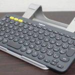 意外に快適な、ノートPCスタンドとキーボード単体の組み合わせ