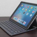 Inateck iPad 2017 (5th)キーボードカバーのレビュー。iPad Proでも定番のカバーの使い勝手はいかに