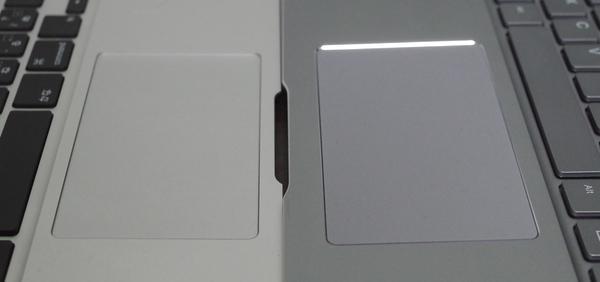 MacBook Air vs Chuwi Lapbook Air タッチパッド