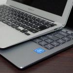 実機でみる、Chuwi Lapbook Air、MacBook Airの外観・質感の比較