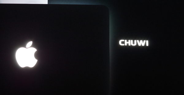 MacBook Air vs Chuwi Lapbook Air