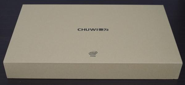 Chuwi Lapbook Air 外箱