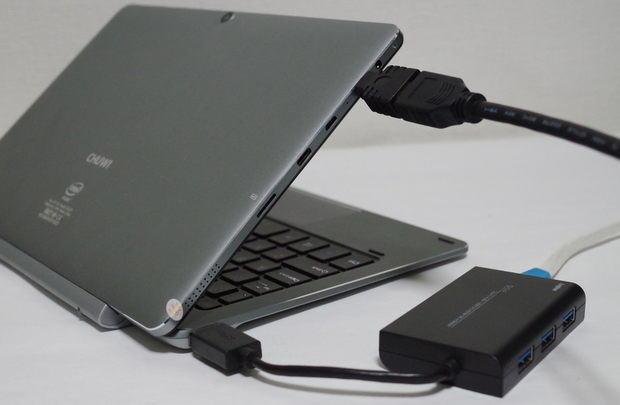 Win 10 2 in 1タブレットを液晶テレビに接続するメリット