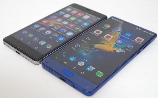 6インチ/デカコア搭載のElephone S8、実機レビュー