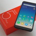 Xiaomi Redmi 5 Plus、6インチ縦長ディスプレイ・スナドラ625スマホの実機外観レビュー