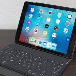 これがベストかも、iPadにKeys-To-Goとスタンド型ケースに組み合わせてみた