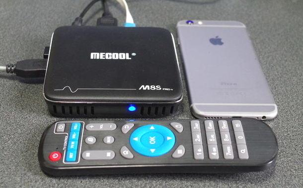 TV Box MECOOL M8S Pro