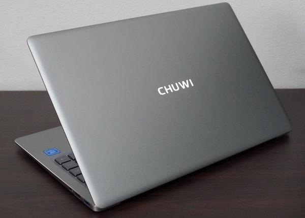 Chuwi Lapbook Air 後方より