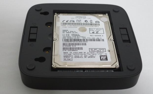 ACEPC AK1 2.5インチ HDD