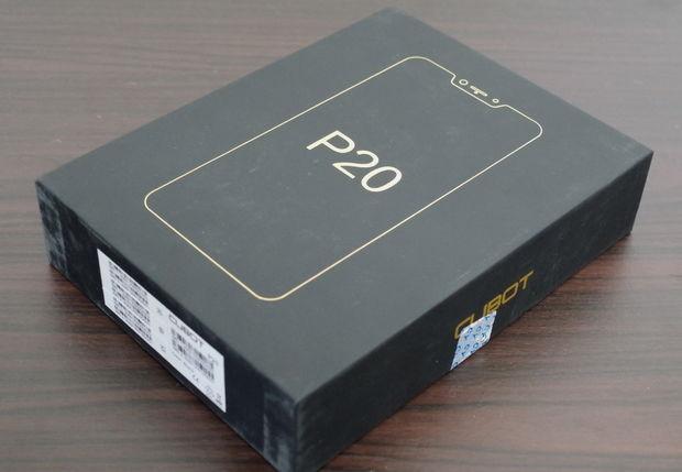 CUBOT P20 外箱
