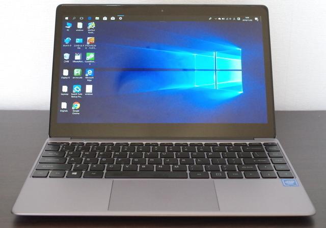 Chuwi LapBook SE 正面より