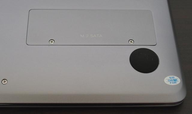 LapBook SE SSDスロット