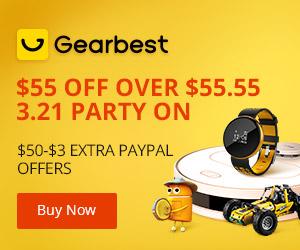 Gearbest GearBest 5周年セール